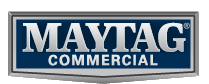 Maytag Commercial Laundry Replacement Logo