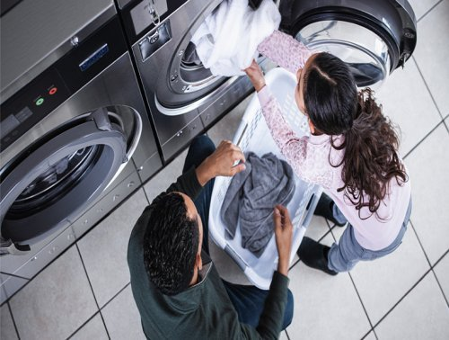 How one laundromat owner continuously re-equips his bottom line